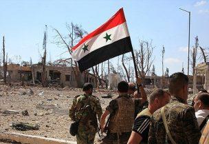 عناصر من الجيش السوري - أرشيفية