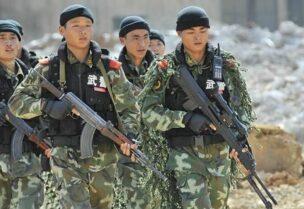 عناصر من الجيش الصيني- أرشيفية