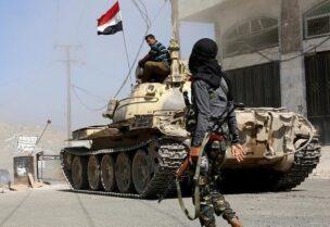 عناصر من الجيش اليمني- أرشيفية