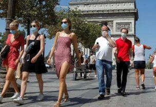 فرنسا تسجل إصابات جديدة بكوونا