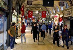 قفزة بإصابات كورونا في تركيا