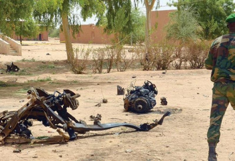 مقتل 6 سياح فرنسيين بالنيجر