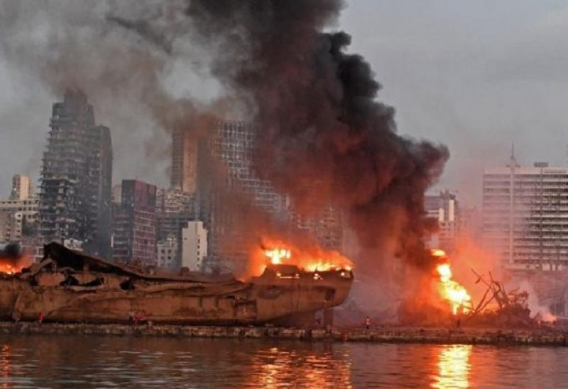 أضرار انفجار بيروت