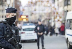 الشرطة الفرنسية (أرشيفية)