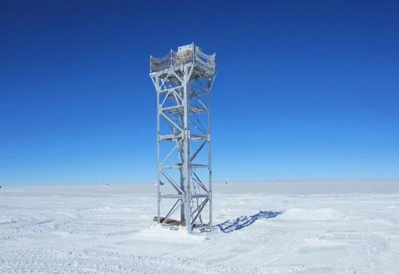 فريق دولي متخصص يختار هضبة بالقطب الجنوبي لإقامة تلسكوب جديد