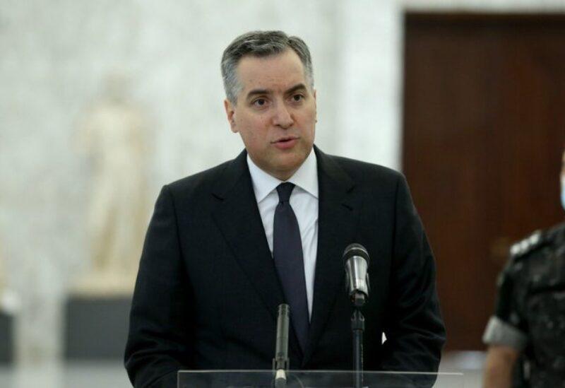 الرئيس المكلف مصطفى أديب