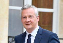 إصابة وزير المال الفرنسي بكورونا
