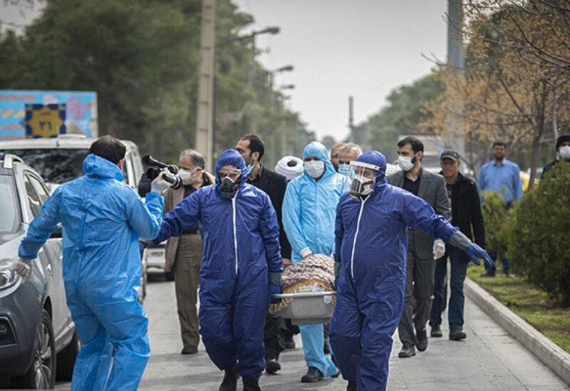 إيران باتت بؤرة لتفشي وباء كورونا