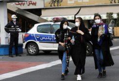إيران تسجل أرقام غير مسبوقة بكورونا
