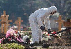 ارتفاع وفيات كورونا حول العالم