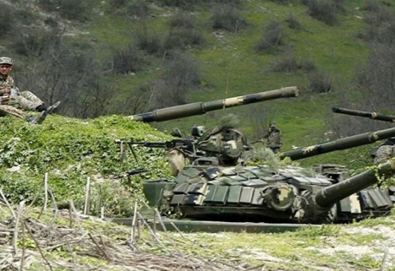 اشتباكات بين أرمينيا وأذربيجان بسبب إقليم ناغورنو كاراباخ