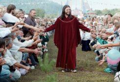 الأمن الروسي يعتقل رجل ادعي أنه المسيح