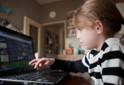 الانترنت أصبح بمتناول الجميع بما فيهم الأطفال