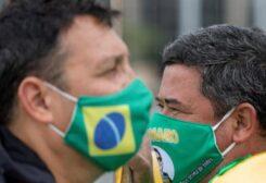 البرازيل تسجل ارتفاع قياسي بإصابات فيروس كورونا