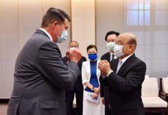 الصين تهدّد بالرد على الزيارات الديبلوماسية الأميركية لتايوان