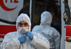 الطواقم الطبية في تركيا تعاني من نقص المعدات لمواجهة كوونا
