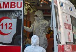 الطوقم الطبية في تركيا تعاني من نقص المعدات لمواجهة كورونا
