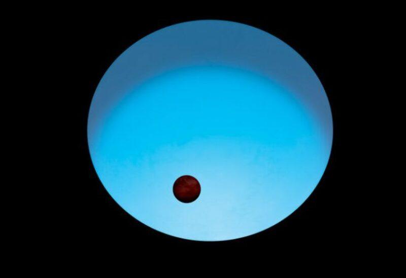 الكوكب المتطرف يبعد عن الأرض 322 سنة ضوئية