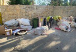 النفايات في الشوف