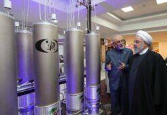 برنامج ايران النووي