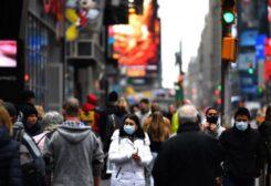 تحذير من ارتفاع غير مسبوق بإصابات كورونا في نيويورك