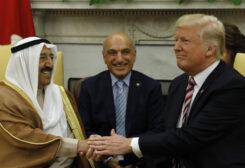 ترامب والامير الراحل