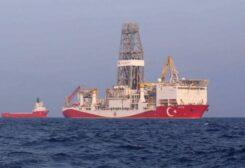 تركيا تواصل أعمال التنقيب شرق البحر المتوسط