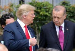 دونالد ترامب وأردوغان