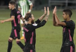 ريال مدريد يحقق أول فوز له بالليغا