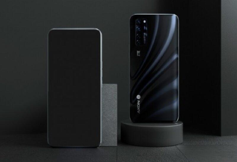 شركة zte هاتف Axon 20 5G بشكل رسمي