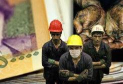 عمال إيران ياتوا تحت الفقر