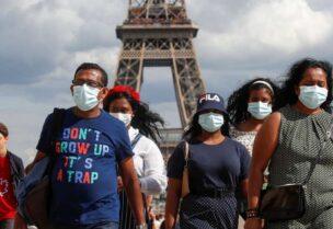 فرنسا تسجل إصابات جديدة بفيروس كورونا