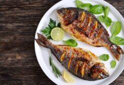 فوائد تناول السمك يوميا