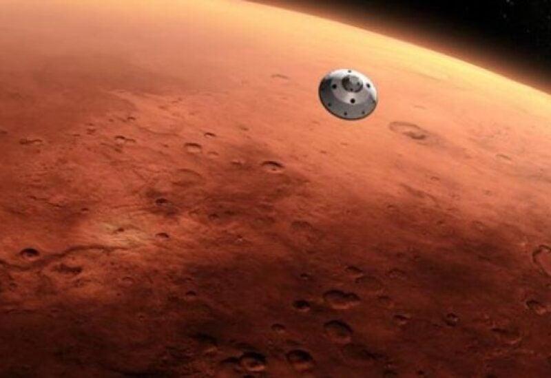 كوكب المريخ - أرشيفية
