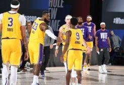 ليكرز يقترب من نهائي NBA