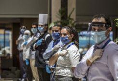 مصر تسجل إصابات جديدة بكورونا