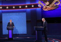 مناظرة ترامب وبايدن أشبه بالمعركة