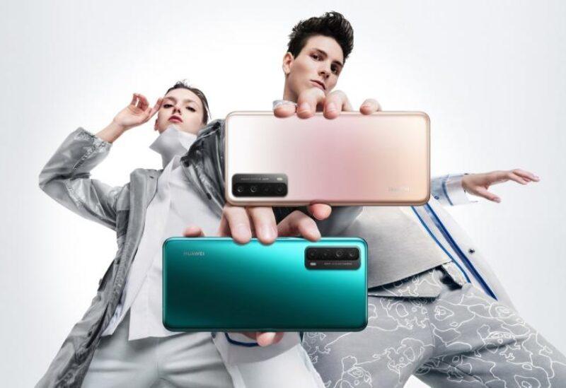 هواوي تكشف عن هاتفها الجديد P Smart 2021