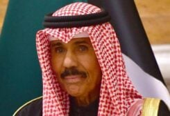 الشيخ نواف الأحمد الصباح
