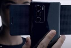 وينغ هاتف جديد من إل جي ثنائي الشاشة