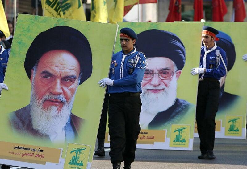 حزب الله ذراع إيران في المنطقة