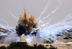 الهجمات الحارقة في سوريا