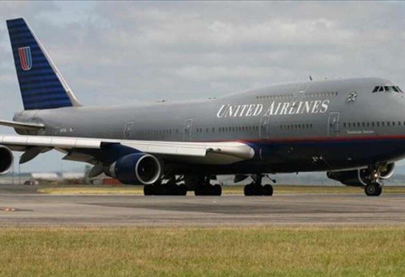 طائرات يونايتد إيرلاينز