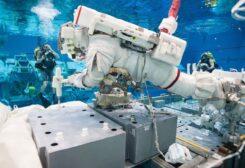 تعاون إماراتي أمريكي لتدريب رواد فضاء