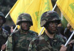 عناصر من حزب الله