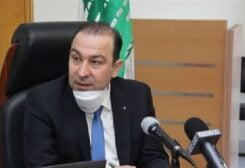 وزير الزراعة في حكومة تصريف الأعمال عباس مرتضى