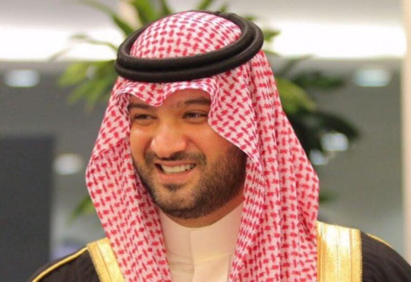 الأمير سطام بن خالد آل سعود