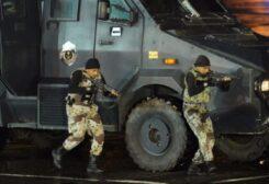 عناصر من جهاز أمن الدولة في السعودية