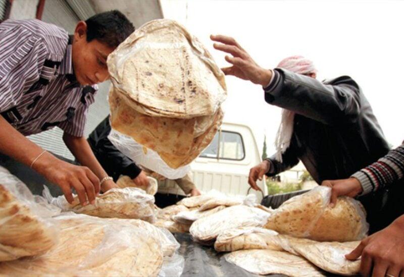 أزمة خبز في سوريا - ارشيفية