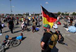 ألمانيا تسجل إصابات قياسية بكورونا